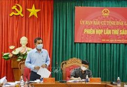 Cuộc bầu cử của tỉnh Đắk Lắk thành công, đảm bảo dân chủ, bình đẳng