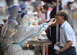 Trung Quốc và Campuchia ghi nhận thêm nhiều ca mắc COVID-19