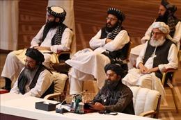 Đại diện Chính phủ Afghanistan và lực lượng Taliban nối lại hòa đàm