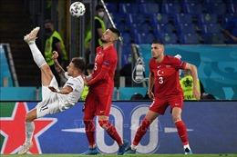 EURO 2020: Italy – Thụy Sĩ: Phủ xanh bầu trời