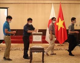 Bộ trưởng Ngoại giao Bùi Thanh Sơn trao 6,2 tỷ đồng kiều bào ủng hộ công tác phòng, chống dịch COVID-19