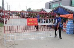 Giãn cách xã hội 3 phường ở TP Thuận An, Bình Dương