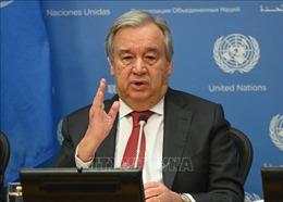 Hội nghị quốc tế thông qua kết luận thúc đẩy tổng tuyển cử ở Libya
