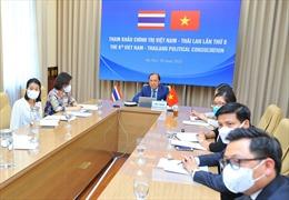 Tham khảo chính trị thường niên cấp Thứ trưởng Ngoại giao Việt Nam - Thái Lan lần thứ 8