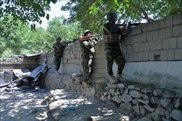 Afghanistan đẩy lùi cuộc tấn công của Taliban ở tỉnh biên giới phía Bắc