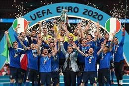 EURO 2020: Giây phút đăng quang của Italy