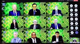 APEC 2021: Nhất trí tăng cường năng lực sản xuất và cung ứng vaccine ngừa COVID-19