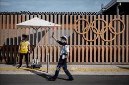 Ghi nhận những vận động viên đầu tiên mắc COVID-19 tại Làng vận động viên Olympic