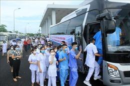 Hàng trăm khách sạn TP Hồ Chí Minh góp sức phòng, chống dịch COVID-19