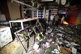 Iraq: IS thừa nhận đánh bom ở chợ Woheilat làm ít nhất 95 người thương vong