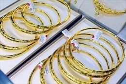 Giá vàng sáng 5/10 tăng 50.000 đồng/lượng