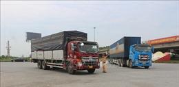 Khẩn trương đẩy nhanh cấp ưu tiên 'luồng xanh' vận tải