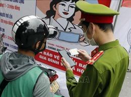 Hà Nội: Xử phạt 496 trường hợp vi phạm công tác phòng, chống dịch