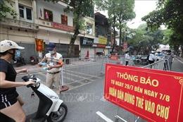 Hà Nội triển khai phát thẻ đi chợ luân phiên