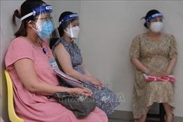 TP Hồ Chí Minh: Triển khai tiêm vaccine phòng COVID-19 cho phụ nữ mang thai