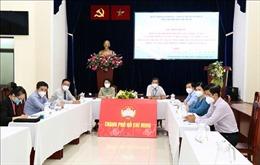 Cộng đồng người Ấn Độ tại TP Hồ Chí Minh ủng hộ thiết bị y tế