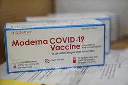 Moderna đề nghị FDA cấp phép chính thức cho vaccine của hãng