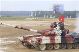 Army Games 2021: Tuyển xe tăng Việt Nam xếp thứ 9 tính theo thành tích chung