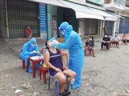 Mở chiến dịch tầm soát cộng đồng trên toàn thành phố Nha Trang