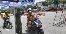 Nhìn lại 1 tuần tăng cường giãn cách xã hội ở TP Hồ Chí Minh -  Bài 1: Giãn cách nghiêm, dồn sức lo an sinh