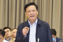 Phiên họp Ủy ban Pháp luật: Cho ý kiến về việc thành lập TP Từ Sơn, Bắc Ninh