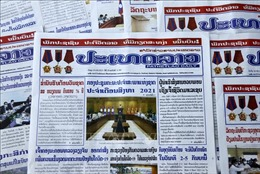 Báo Lào đánh giá cao thành tựu của Việt Nam và mối quan hệ đặc biệt giữa hai nước