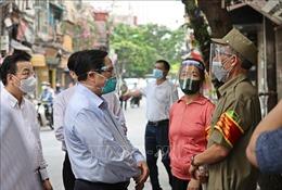 Hà Nội thực hiện cấp bách ý kiến chỉ đạo của Thủ tướng Chính phủ về phòng, chống dịch