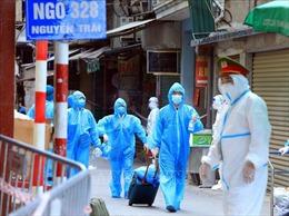 Hoàn thành di dời 1.129 công dân ra khỏi 'ổ dịch' Thanh Xuân Trung