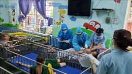 TP Hồ Chí Minh đẩy nhanh tiêm vaccine cho đối tượng bảo trợ xã hội, người lang thang