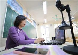Hà Nội: Triển khai dạy trực tuyến ngay sau ngày khai giảng