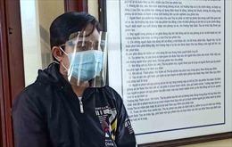 Một bị cáo bị tuyên 5 năm tù giam do làm lây lan dịch COVID-19