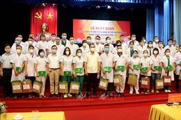 55 cán bộ y tế lên đường hỗ trợ TP Hồ Chí Minh, Bình Dương chống dịch