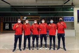 Đội tuyển quần vợt Việt Nam lên đường tham dự Davis Cup