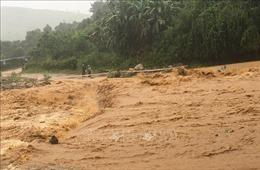 Đề phòng lũ quét, sạt lở đất và ngập úng cục bộ tại 11 tỉnh, thành phố