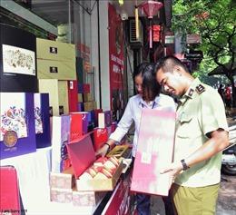Ngăn chặn 'thực phẩm bẩn' trong dịp Tết Trung thu