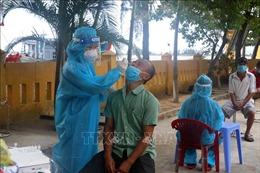 Trên 2.000 công nhân tại Thừa Thiên-Huế có kết quả test nhanh âm tính