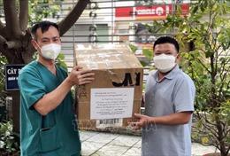 Người Việt Nam ở nước ngoài chung tay hỗ trợ công tác phòng, chống dịch COVID-19