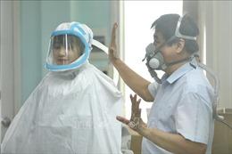 Sáng chế thành công thiết bị bảo hộ, phòng ngừa COVID-19