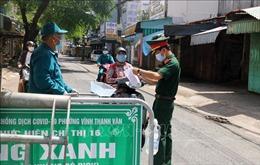Nỗ lực cô lập 'vùng đỏ', mở rộng 'vùng xanh' tại Rạch Giá, Kiên Giang