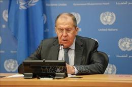 Nga cảnh báo mọi nỗ lực nhằm xói mòn vai trò trung tâm của Liên hợp quốc
