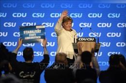 Cử tri Đức bỏ phiếu bầu Quốc hội liên bang nhiệm kỳ 2021-2025