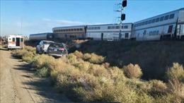 Vụ tai nạn tàu hỏa tại Mỹ: Ủy ban An toàn giao thông quốc gia tiến hành điều tra