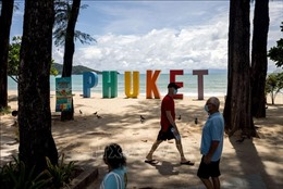 Thái Lan chào đón du khách nước ngoài từ 10 quốc gia nguy cơ thấp