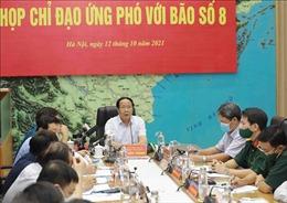 Phó Thủ tướng Lê Văn Thành: Bảo đảm an toàn trong sơ tán dân tránh bão số 8