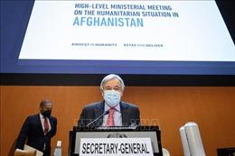 Ngổn ngang nỗi lo hậu xung đột tại Afghanistan