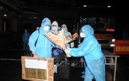 Đoàn cán bộ y tế Sơn La tham gia hỗ trợ chống dịch tại TP Hồ Chí Minh trở về
