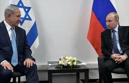 Quan hệ Nga-Israel ra sao sau vụ máy bay Nga bị bắn hạ ở Syria?