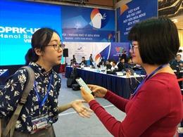 Phóng viên quốc tế nói gì sau Hội nghị thượng đỉnh Mỹ-Triều Tiên?