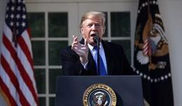Ai có thể kiện Tổng thống Trump vì tình trạng khẩn cấp quốc gia?