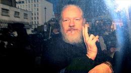 Tương lai nào đang chờ nhà sáng lập WikiLeaks Julian Assange?